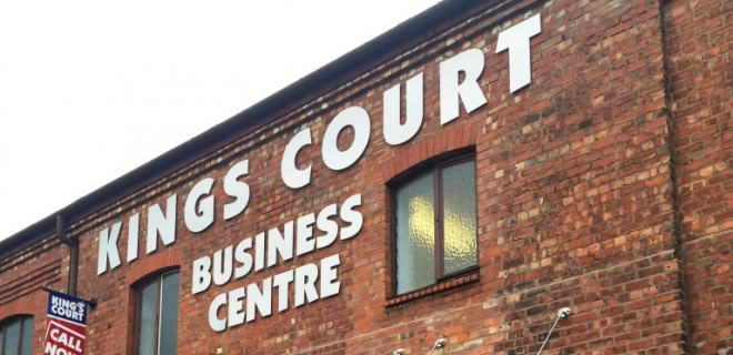 Industrial Unit To Let- Kings Court, Leyland