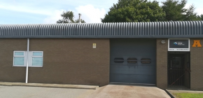 Industrial Unit - Wooler Industrial Estate, Wooler