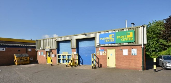 Industrial Unit To Let Thornton Street Industrial Estate
