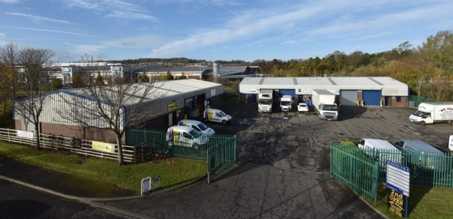Industrial Unit To Let - Willowtree Industrial Estate, Alnwick