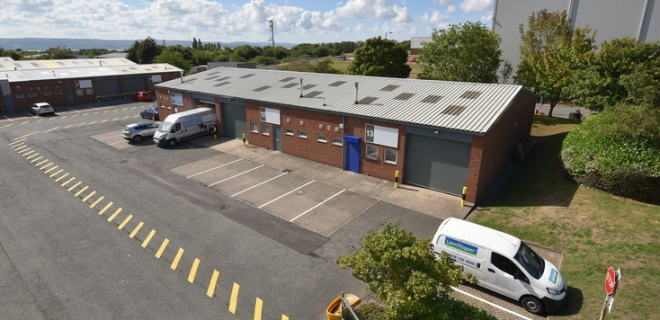 Industrial Unit To Let -  Clayhill Industrial Estate, Neston