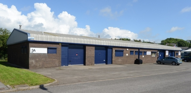 Industrial Unit To Let - Bridge End Industrial Estate, Egremont