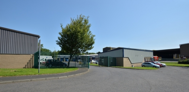 Industrial Unit - Coopies Lane Industrial Estate, Morpeth