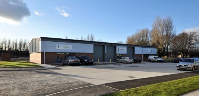 Industrial Unit To Let - Grange Court, Grangemouth