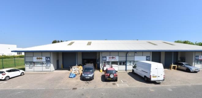 Industrial Unit To Let - Seaham Grange Industrial Estate, Seaham Grange