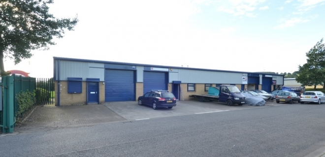 Industrial Unit To Let - Riverside Industrial Estate, Langley Park