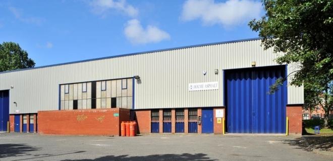 Buddle Industrial Estate - Units To Let Wallsend (4)