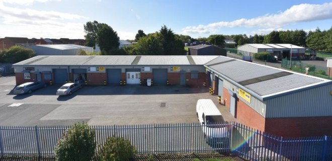 South Hetton Industrial Estate County Durham Industrial Units To let (8)