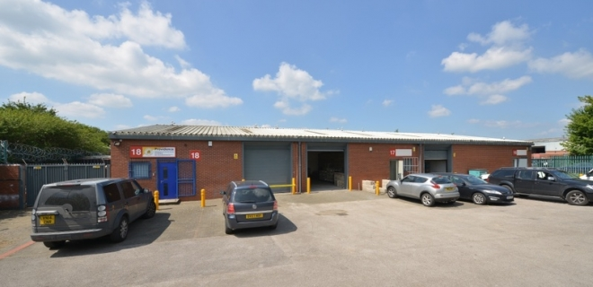 Industrial Unit To Let - Todwick Road, Dinnington