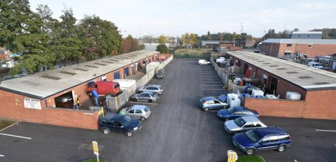 Industrial Unit To Let - Trafalgar Court, Widnes