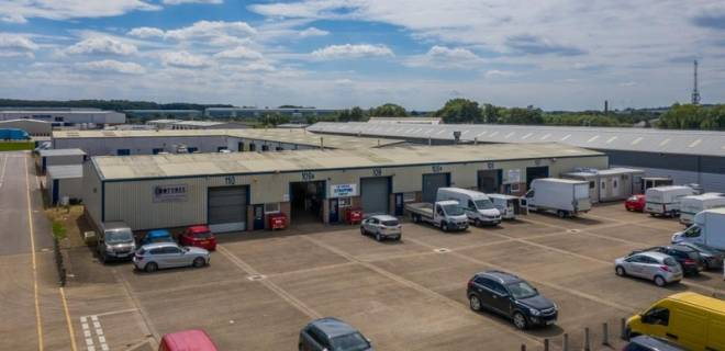 Leyland Trading Estate - Industrial Units To Let Wellingborough (16)