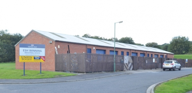 Esh Winning Industrial Estate  - Workshop Units