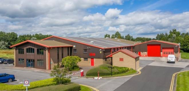 Number One Industrial Estate - Industrial Units To Let Consett (7)