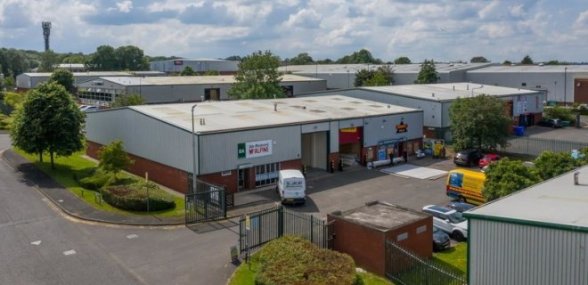 Unit 8A Airport Industrial Estate Newcastle (10)