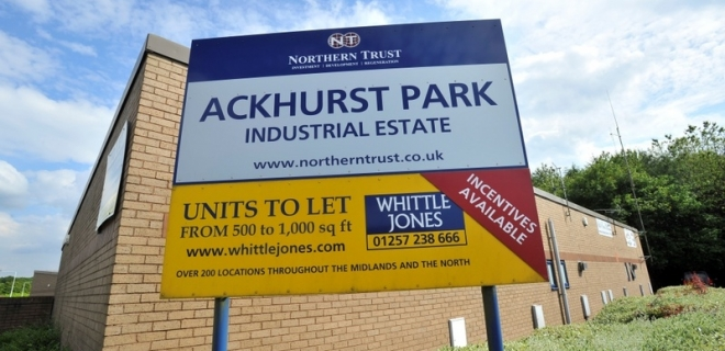 Industrial Unit - Foxhole Road Industrial Estate, Chorley