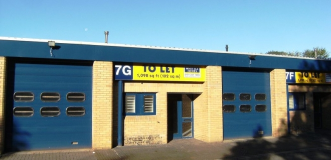 Industrial Unit - Haltwhistle Industrial Estate, Haltwhistle