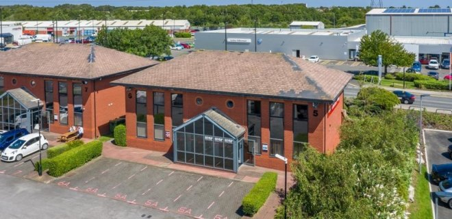 Silverlink Business Park Offices To let Wallsend (7)