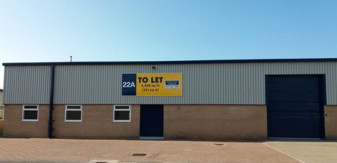 Blyth Industrial Estate Unit 22A To Let (7)