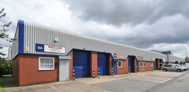 Goldthorpe Industrial Estate  - Industrial Unit To Let - Goldthorpe Industrial Estate, Barnsley
