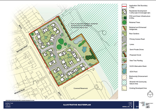 OUTLINE PLANNING PERMISSION GRANTED AT MANCETTER ROAD, NUNEATON