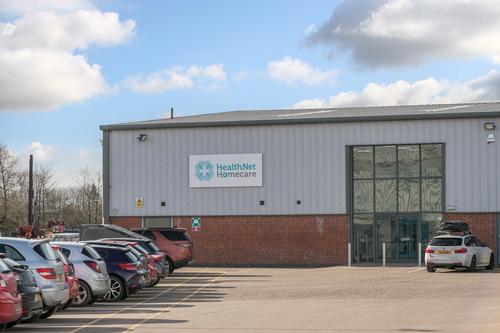 HEALTHNET FIND NEW HOME AT ORBIT BUSINESS PARK SWADLINCOTE