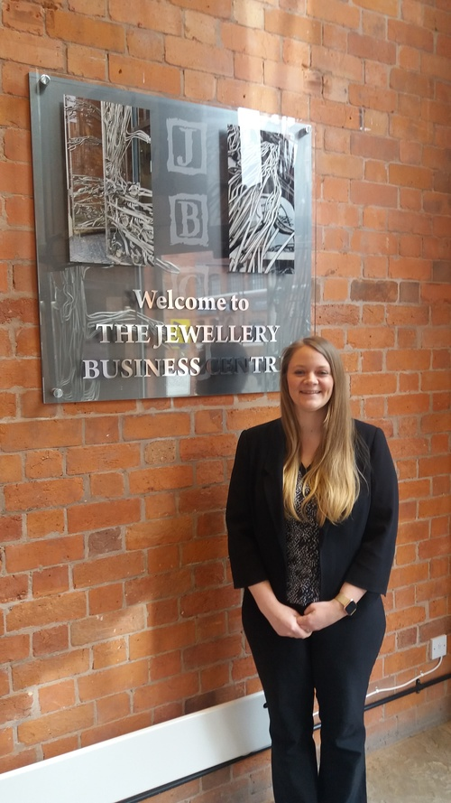 WHITTLE JONES MIDLANDS WELCOMES NEW TEAM MEMBER