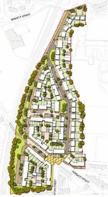 NORTHERN TRUST SUBMITS PLANS FOR MULTI-MILLION POUND REGENERATION SCHEME AT HYDE