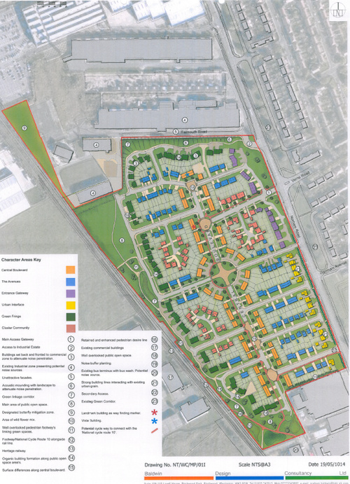 PLANNING SUCCESS FOR NORTHERN TRUST SEES DELIVERY OF OVER 2,500 HOMES