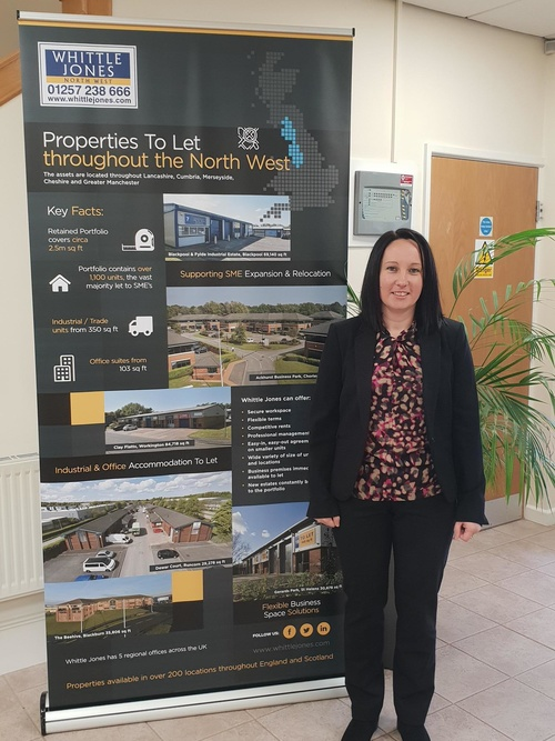 WHITTLE JONES NORTH WEST WELCOMES NEW TEAM MEMBER