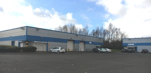 NORTHERN TRUST ACQUIRES 20,000 SQ FT INDUSTRIAL ESTATE IN SOUTH LANARKSHIRE