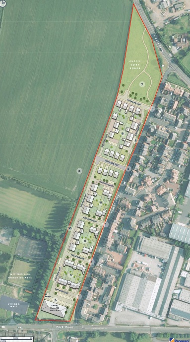 NORTHERN TRUST ACHIEVES PLANNING PERMISSION FOR 84 NEW HOMES IN CALVERTON