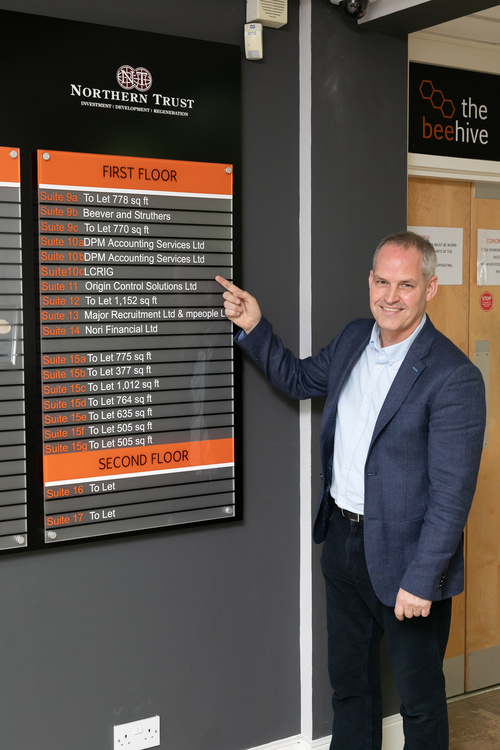 DPM ACCOUNTING SERVICES TAKE MORE SPACE AT THE BEEHIVE BUSINESS CENTRE BLACKBURN