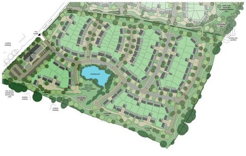 NORTHERN TRUST GET PLANNING CONSENT FOR 93 HOMES
