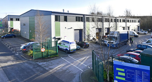 NORTHERN TRUST ACQUIRES 35,000 SQ FT IRLAM BUSINESS CENTRE