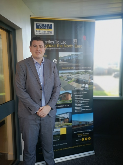 WHITTLE JONES NORTH EAST WELCOMES NEW SURVEYOR TO THE TEAM