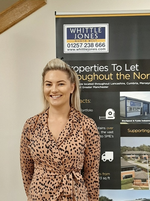 WHITTLE JONES NORTH WEST WELCOMES NEW SURVEYOR