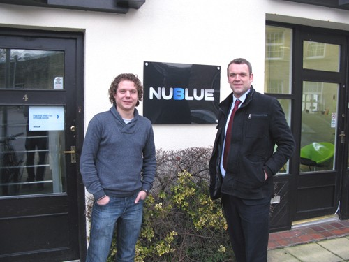 NEW HOME FOR NUBLUE AT WATERVIEW