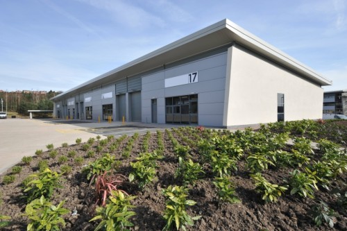 HAT TRICK OF LETTINGS AT NORTH STAFFS BUSINESS PARK