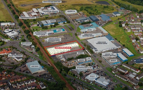 NORTHERN TRUST ACQUIRES 34,390 SQ FT MULTI-LET INDUSTRIAL SCHEME IN PERTH