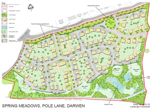 NORTHERN TRUST COMPLETES SALE OF LAND AT DARWEN TO PERSIMMON HOMES