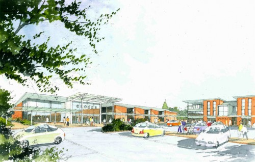 NORTHERN TRUST HOST PUBLIC CONSULTATION FOR REGENERATION OF THE CARRINGTON CENTRE