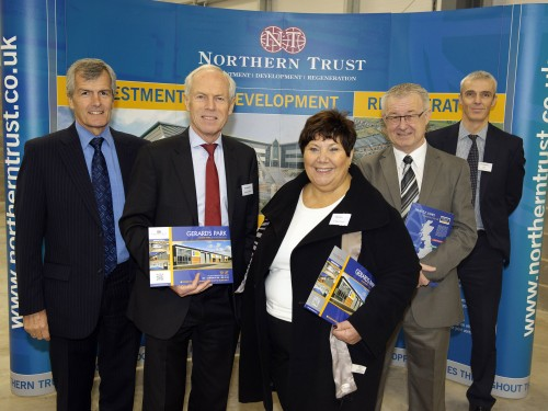 NORTHERN TRUST OFFICIALLY LAUNCHES FIRST PHASE OF NEW GERARDS PARK INDUSTRIAL DEVELOPMENT