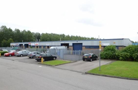 Middlefields Industrial Estate
