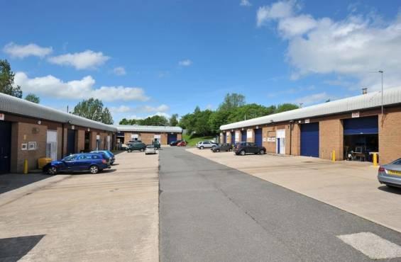 Balderstone Close Industrial Estate