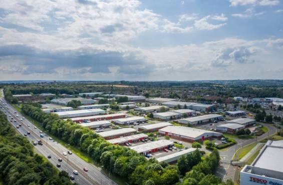 Airport Industrial Estate