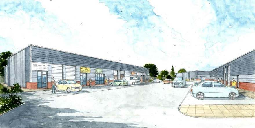 Leyland Trading Estate - New Industrial Trade Counter Development - Coming Soon