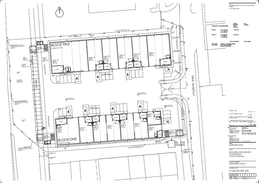 Land at Meadowfield Industrial Estate - DEVELOPMENT OPPORTUNITY