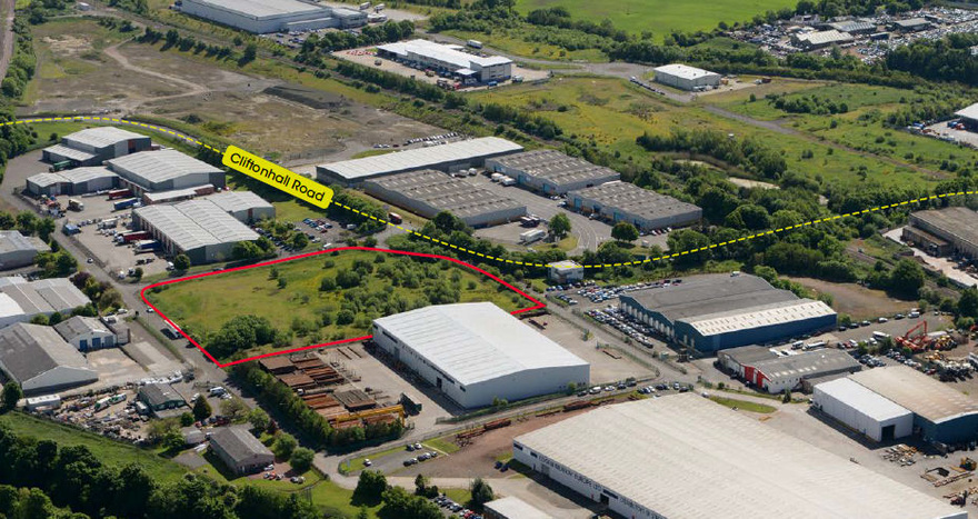 Newbridge Industrial Estate - DEVELOPMENT OPPORTUNITY