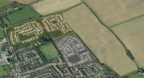 Land at Brackenborough Road, Louth