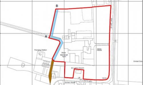 Village House & Land, Stoke Bardolph